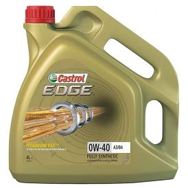 روغن موتور EDGE 0W-40 کاسترول
