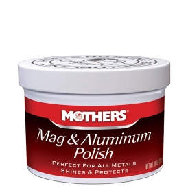 خمیر پولیش آلومینویم و منیزیم مادرز