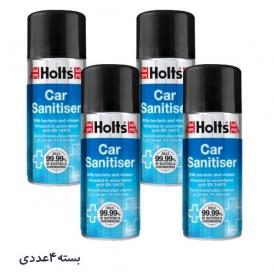 بمب تهویه مطبوع هولتس بسته 4 عددی Holts - Car Sanitiser