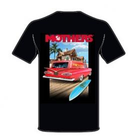 تی شرت مشکی L مادرز