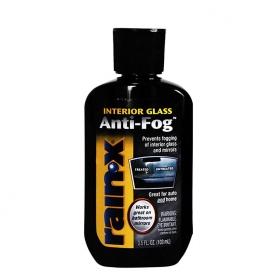 مایع ضد بخار شیشه رین ایکس