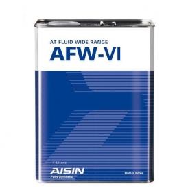 روغن گیربکس اتوماتیک AFW-VI آیسین حجم 4 لیتر